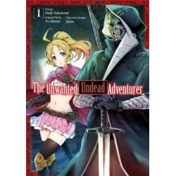 Unwanted Undead Adventurer Manga V01