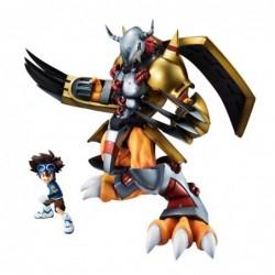 Digimon GEM Wargreymon & Yagami...