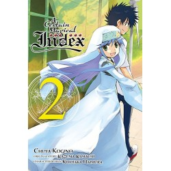 Certain Magical Index Manga V02