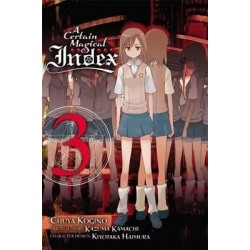 Certain Magical Index Manga V03
