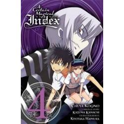 Certain Magical Index Manga V04