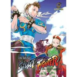 Art of Street Fighter Hardcover...