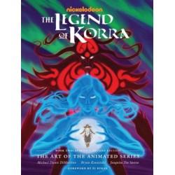 Avatar Legend of Korra Art of the...