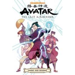 Avatar the Last Airbender Smoke &...