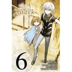 Certain Magical Index Manga V06