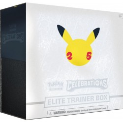 Pokemon Celebrations Elite...