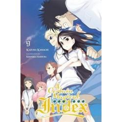 Certain Magical Index Novel V09