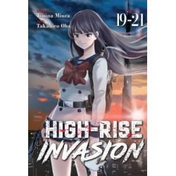 High-Rise Invasion V19-V21