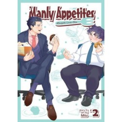 Manly Appetites Minegishi Loves...
