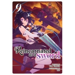 Reincarnated as a Sword Novel V09