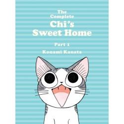 Chi's Sweet Home Omnibus V01