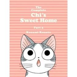 Chi's Sweet Home Omnibus V02