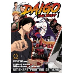 Daigo the Beast: Umehara Fighting...