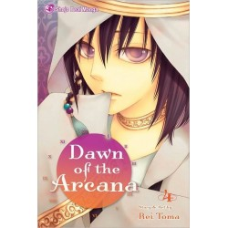 Dawn of the Arcana V04