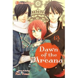 Dawn of the Arcana V13