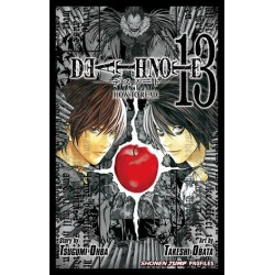 Death Note V13 How to Read