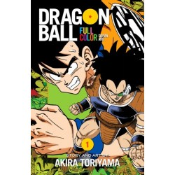Dragon Ball Full Colour V01