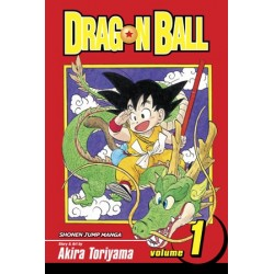 Dragon Ball Manga V01