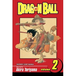 Dragon Ball Manga V02