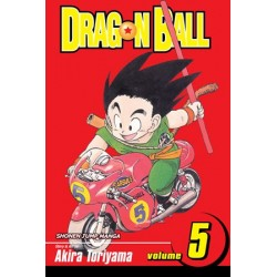 Dragon Ball Manga V05