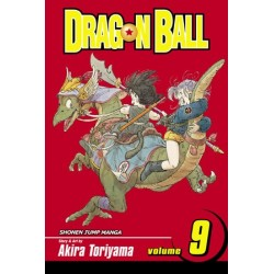 Dragon Ball Manga V09