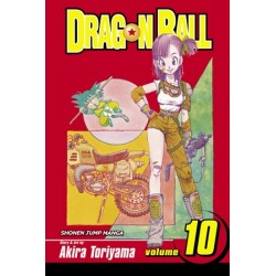 Dragon Ball Manga V10