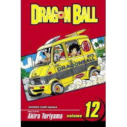 Dragon Ball Manga V12