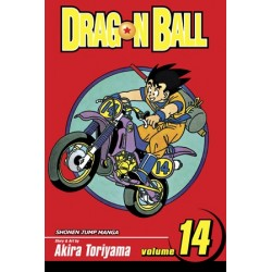 Dragon Ball Manga V14