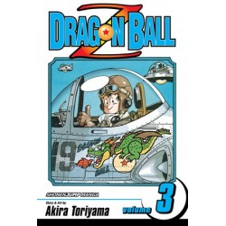 Dragon Ball Z Manga V03