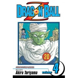 Dragon Ball Z Manga V04
