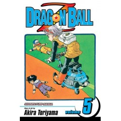Dragon Ball Z Manga V05