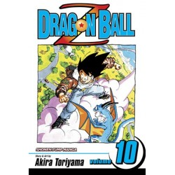 Dragon Ball Z Manga V10