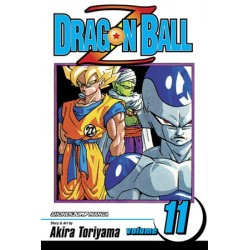 Dragon Ball Z Manga V11