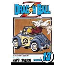 Dragon Ball Z Manga V13
