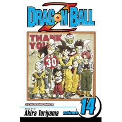 Dragon Ball Z Manga V14