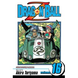 Dragon Ball Z Manga V16