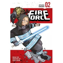 Fire Force V02