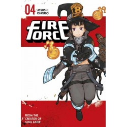 Fire Force V04