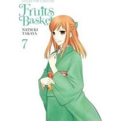 Fruits Basket Omnibus V07
