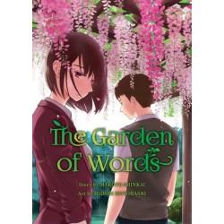Garden of Words Manga