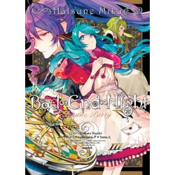 Hatsune Miku: Bad End Night V03