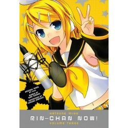 Hatsune Miku: Rin-Chan Now! V03