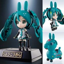 Vocaloid Chogokin Hatsune Miku to...