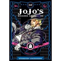 Jojo's Bizarre Adventure:...