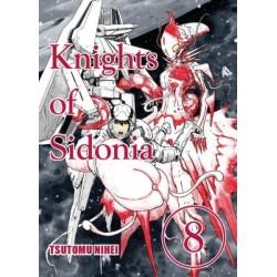 Knights of Sidonia V08