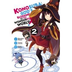 Konosuba Manga V02