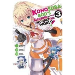 Konosuba Manga V03