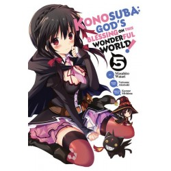 Konosuba Manga V05