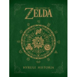 Legend of Zelda Hyrule Historia
