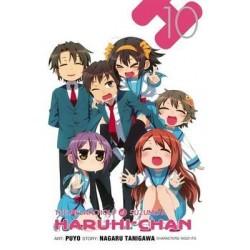 Melancholy of Haruhi-Chan V10